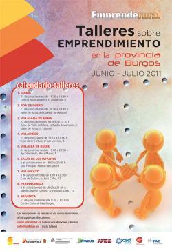 Talleres emprendimiento Burgos